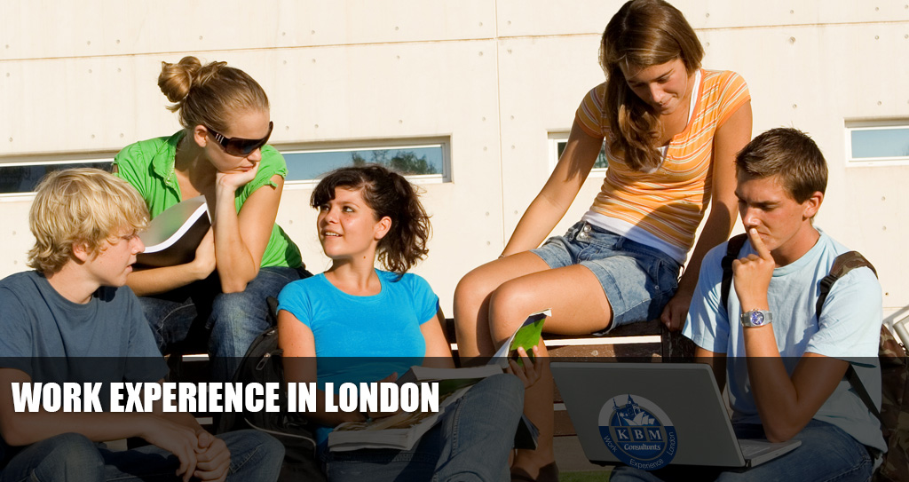 Work Experience in London
